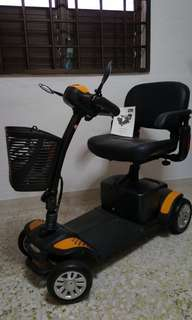 Personal Mobilty Device