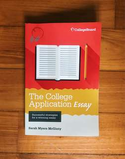 College Application Essay Guide