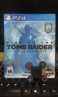 [PS 4] Rise of The Tomb Raider