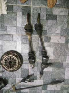 Gearbox Kancil 660 5 Speed Manual Complete