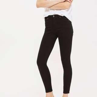 Topshop Leigh Jeans Waist 28