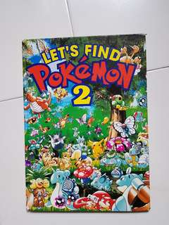 Let's find pokemon 2
