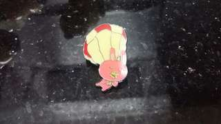 (全新)樣衰囂兔Nova Rabbit -心口針(一個)玩具