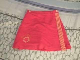 Polo skirt for girls