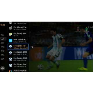 IPTV (For TV Box, PC, Mobile Phone)