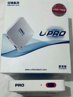 UBOX PRO GEN5 left 2 only