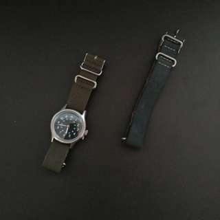 [100% 全新] Timex X Nigel Cabourn 手錶 (聯乘特別版)