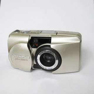 Olympus Mju Zoom 115 Film Camera