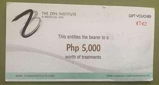 Zen Institute Gift Certificate