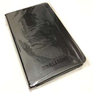 Billabong Hardcover Notebook
