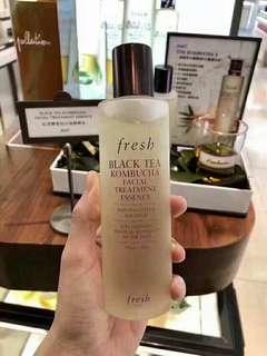 [現貨]fresh Black Tea Kombucha Facial Treatment Essence 150ml