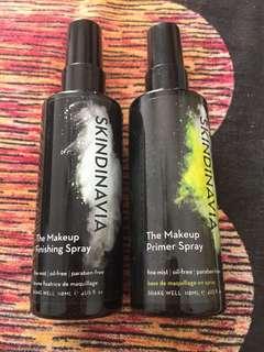 SKINDINAVIA primer and setting spray
