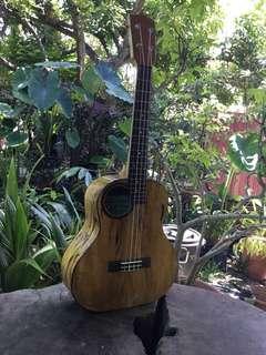 Handmade ukulele