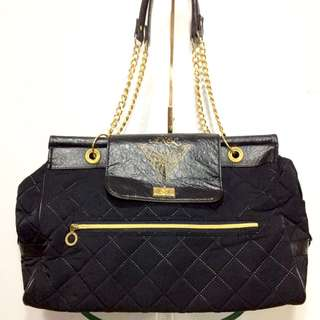AXEL  large quilted bag