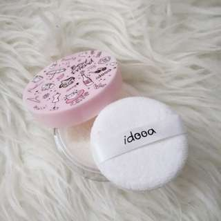 Idooa Silky Pretty Powder Nude