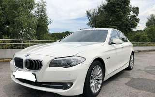 Bmw F10 528i twin turbo 2012/13 powerfull