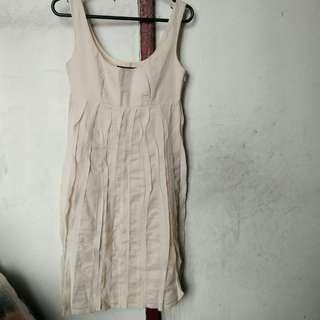 Club Monaco Nude Dress