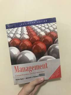 Management: Current Practices and New Directions by Dyck & Neubert