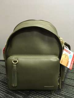 Original Skip Hop Leather Backpack