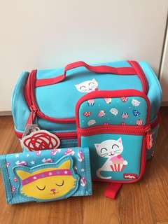 Smiggle Cat Set