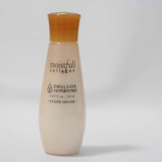 Etude house moistfull collagen emulsion 15ML