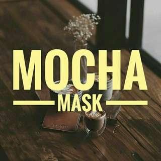 MOCHA MASK (masker wajah homemade)
