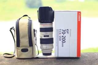 Lensa Canon EF 7O