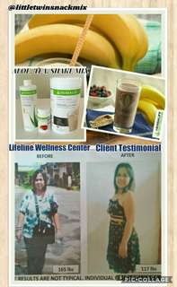 Herbalife Daily Meal Plan for Starter