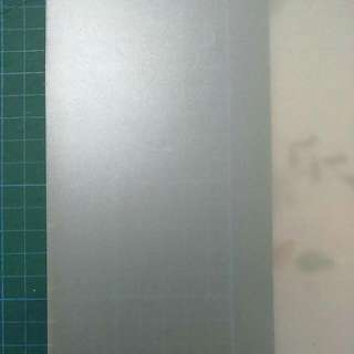 PVC Frosted Translucency