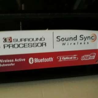 LG3D立體5.1音響