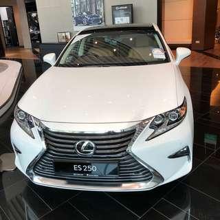 Lexus ES250 Hybrid