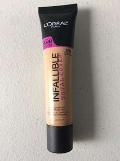 LOreal Infallible Total Cover - Natural Beige