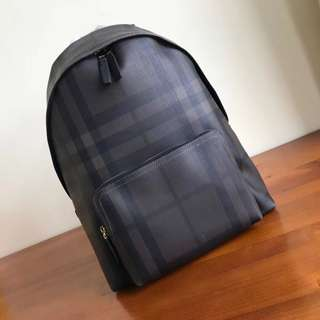 Authentic Burberry backpack
