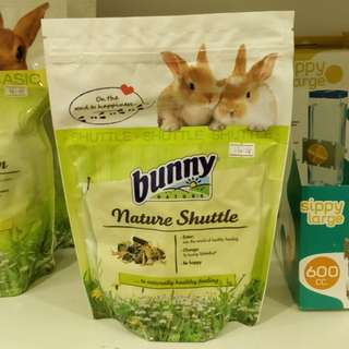 Bunny Nature Nature Shuttle