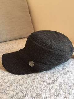 MSense Knit Baseball Cap in Gray