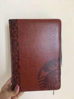 (Authentic leather) Starbucks merchandise