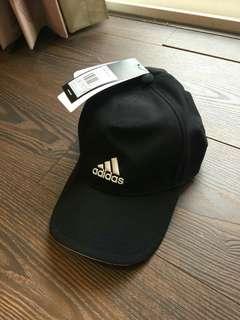 全新 adidas 老帽 棒球帽 黑色