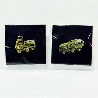Singapore Army Pins