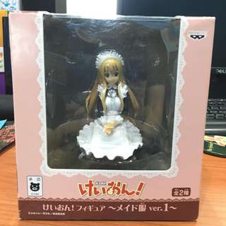 Banpresto 5In K-On! - Tsumugi Kotobuki Sitting Maid Figure (Discontinued)
