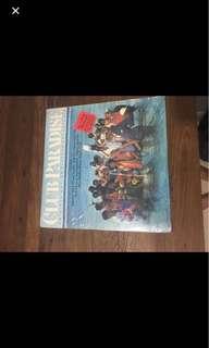 Club paradise Super rare vintage vinyl record