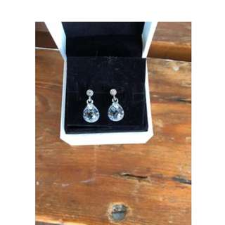 Pandora drop earrings