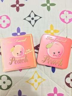 Too faced blush papa dont peach