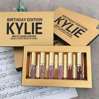 (PO) DEAL! Kylie Birthday Edition Lipstick Set