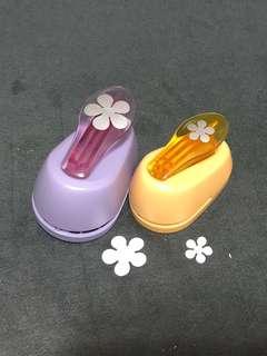 花型壓花器2個