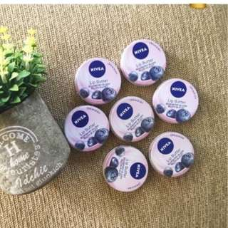 NIVEA LIP BUTTER BLUEBERRY
