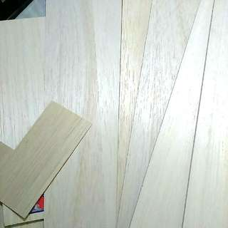 Balsawood Sheets