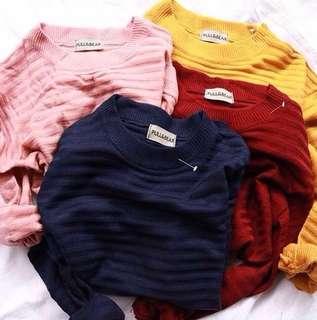 Pull & bear knit nagita
