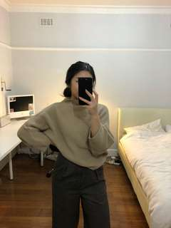 Missguided High Neck Knit