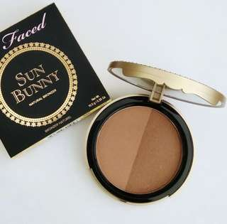 100% BRAND NEW ORI TOO FACED SUN BUNNY TRAVEL SIZE BRONZER