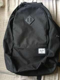 Herschel Black Backpack Bag